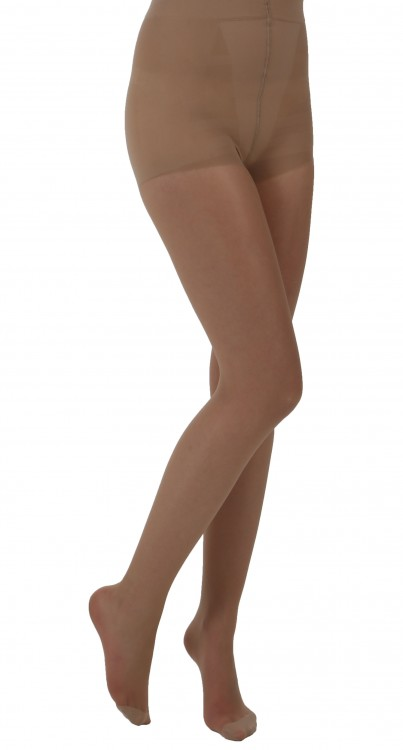 20 Denier Breeze Push Up Tights Nude