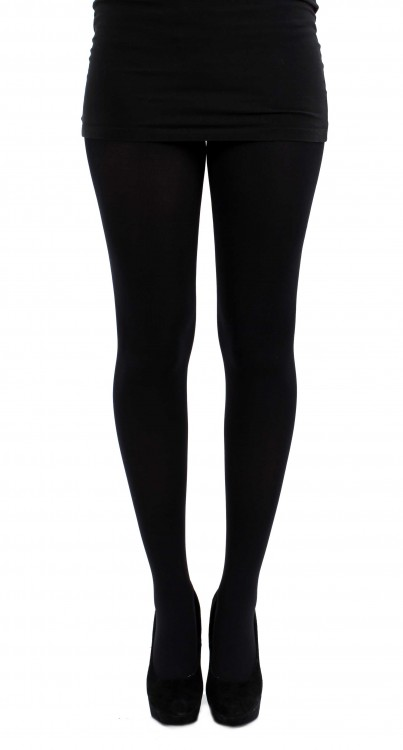 200 Denier Tights (Black)