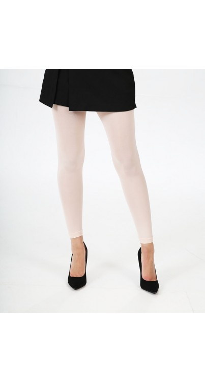 50 Denier Footless Tights