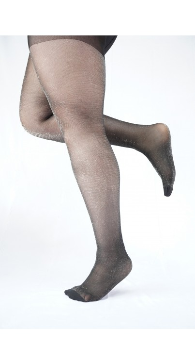 All Over Sparkle Curvy Super Stretch Tights