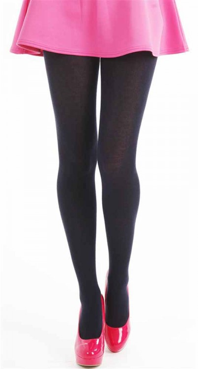 Supersoft Tights (Navy)