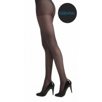 15 Denier Crepe Tights Black