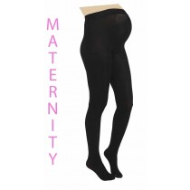 Maternity 50 Denier Tights (Black)