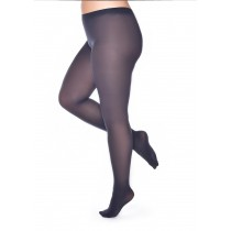50 Denier Curvy Super Stretch Tights Charcoal