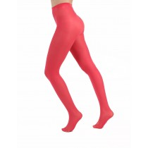 50 Denier Opaque Tights (Coral)