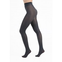 50 Denier Opaque Tights (Slate)