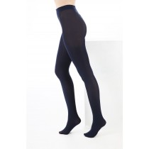 80 Denier Opaque Tights (Navy)