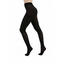 80 Denier Opaque Tights (Black)
