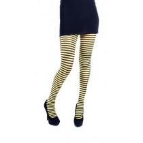 Carousel Tights Black/Yellow