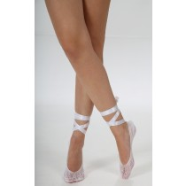 Ballet Lace Socks White