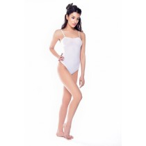Anna Body Stocking (White)