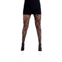 Chainlink Tights (Black)