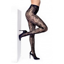Orchid Leaf Tights