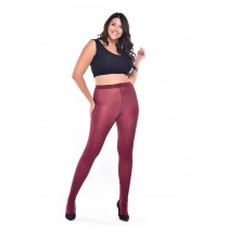 50 Denier Curvy Super-stretch Tights