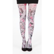 Paradise Island Tights Pink