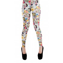 Paradise Island Leggings (Multicoloured)