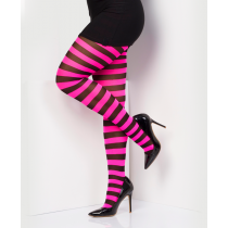 Twickers Tights Flo Pink