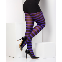 Twickers Tights Flo Purple