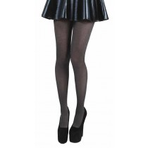 Soft Touch Sparkly Tights (Black)