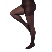 Luxury Glitter Dotty Curvy Super Stretch Tights