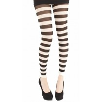 Twickers Footless Tights (Off White)