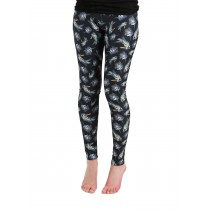 Alchemy Gothic Unicorns and Brides Leggings (Black)
