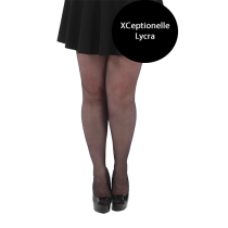 Xceptionelle Lycra Tights (Black)