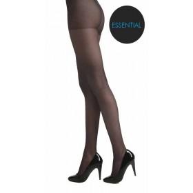 15 Denier Crepe Tights (Black)