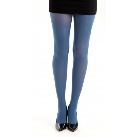 50 Denier Opaque Tights (Denim)
