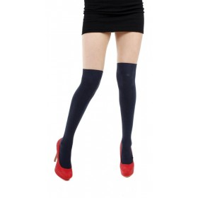 Overknee Socks (Black)