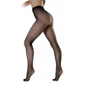 Fishnet Tights (Black) 8-34