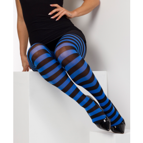 Twickers Tights (Flo Blue)