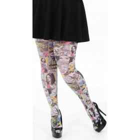 Paradise Island Tights (Multicoloured)