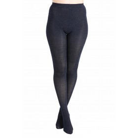 Winter Fleck Tights (Navy)