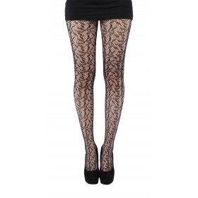 Sycamore Net Tights (Black)