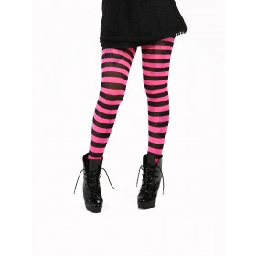 Twickers Tights (Flo Pink)