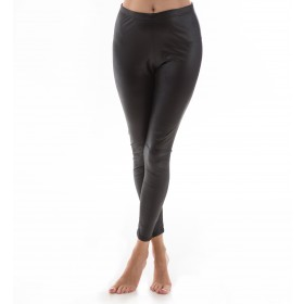 Wet Look Leggings (Black)