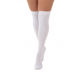 Overknee Socks (White)