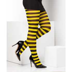 Twickers Tights (Flo Yellow)