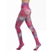 Galactic Sky Printed Tights (Pink)- CLEARANCE